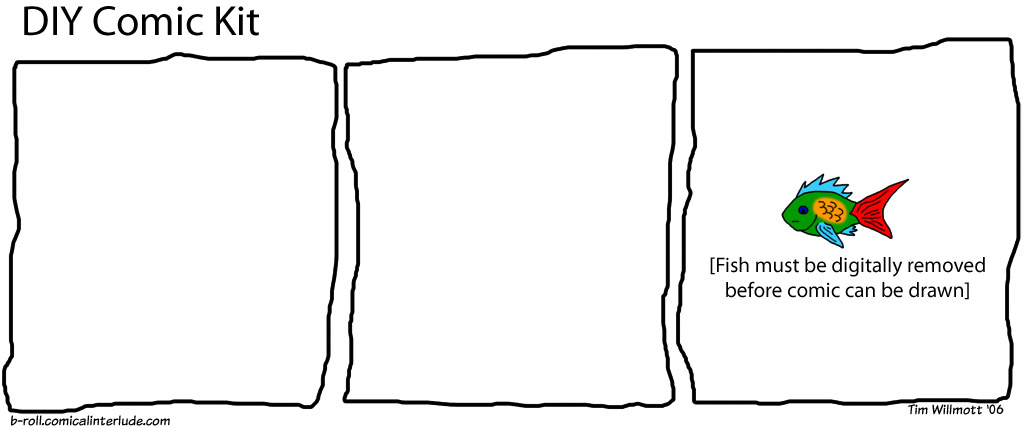 Because, you know, drawing those horribly uneven borders is exactly the part that everyone struggles with.